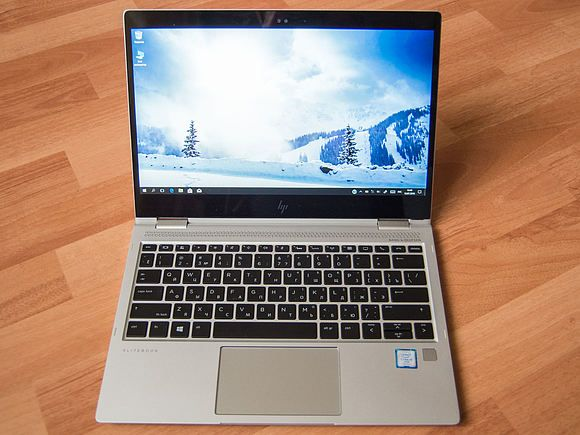 HP EliteBook x360 1020 G2: корпоративный франт